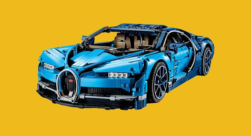 Lego Technics New Bugatti Is 3599 Pieces Of Automotive Excellence