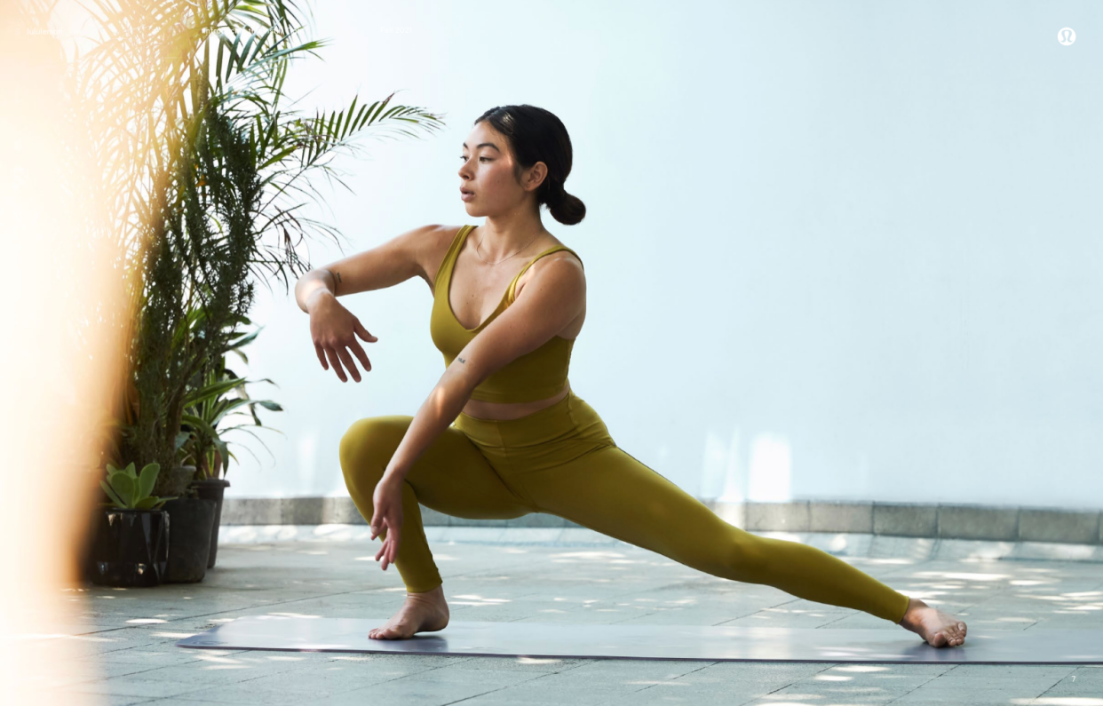 Instill TightLululemon's Instill Tight is a perfect blend of compression and comfort. (Photo by Lululemon)