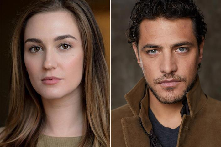 """<p><strong>Premieres: </strong>Dec. 11 at 10 p.m. ET/PT, Hallmark Movies & Mysteries</p> <p><strong>Stars: </strong>Katherine Barrell, Alberto Frezza<strong> <br></strong></p> <p><strong>Contains: </strong>Aspiring nurse, medical miracle<strong><br></strong></p> <p><strong>Official description: """"</strong>Now that Joy has completed her education, she's ready to fulfill her dream of becoming a nurse and follow in her late mother's footsteps. Back at home before the holiday and with no job on the horizon, Joy's interest is piqued by a volunteer opportunity out of town. There, she meets Eric, who is also at a crossroads. As they become immersed in the effort to build a new home for a family at Christmas, Joy and Eric both find a new sense of purpose. Through a series of coincidences – or, Godwinks – and a medical miracle, they begin to believe in destiny.""""</p>"""