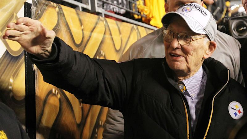 Steelers will honor late Dan Rooney with shamrock patches