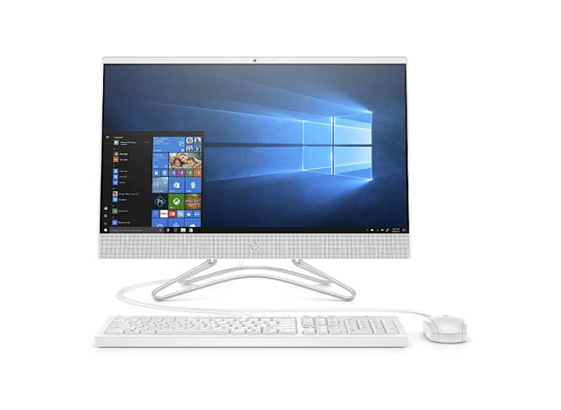 HP 24-Inch All-in-One Touchscreen Computer. (Photo: Amazon)
