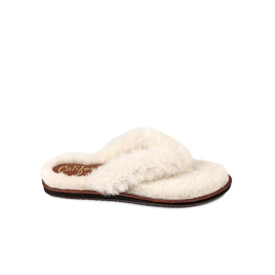 "<p>""These <span>Californians Mia cream shearling slides</span> ($209) have officially replaced all my other slippers. The sole is sturdy enough to wear outside if I absolutely have to run out, and the luxe, ivory colorway means they go with everything.""</p>"