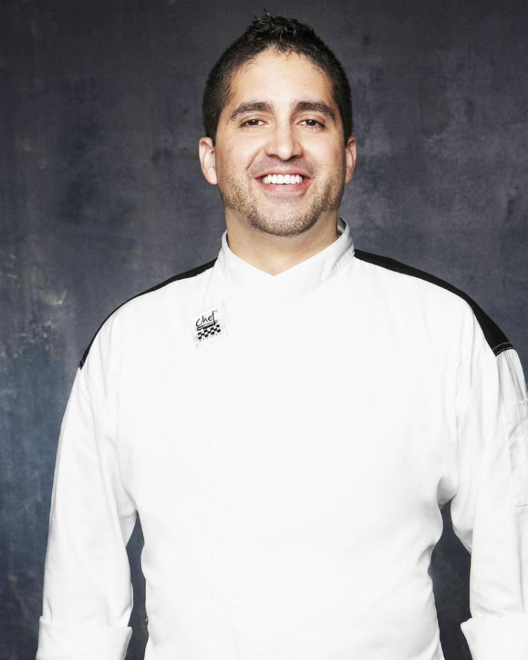 "HELL'S KITCHEN: Sebastian Royo (Brooklyn, NY) is a contestant on Season 11 of ""Hell's Kitchen."""