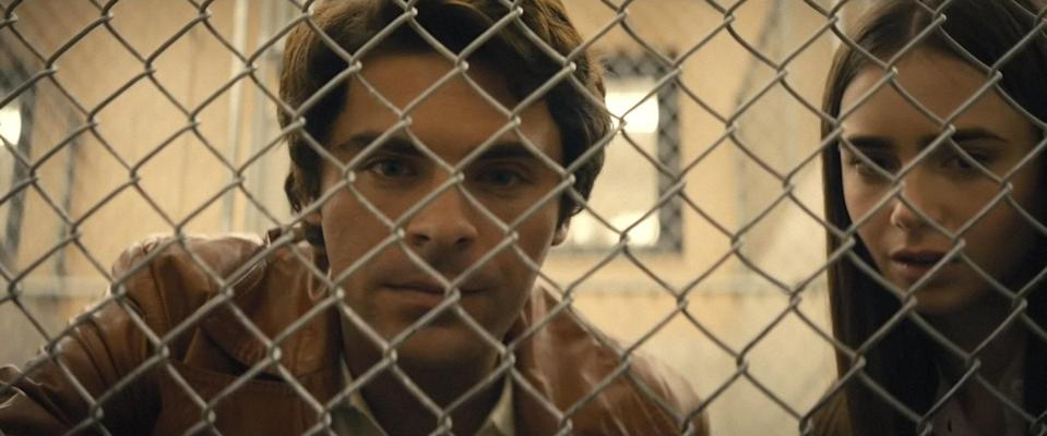 "<p>Zac Efron and Lily Collins star in this biopic about serial killer Ted Bundy told from the perspective of his former girlfriend Elizabeth Kendall, who refused to believe the truth about him for many, many years. The film was criticized for glorifying Bundy—and that criticism is very much valid—but if you've ever wanted to see Efron channel his darker side this is your chance.</p> <p><a href=""https://www.netflix.com/title/81028570"" rel=""nofollow noopener"" target=""_blank"" data-ylk=""slk:Available to stream on Netflix."" class=""link rapid-noclick-resp""><em>Available to stream on Netflix.</em></a></p>"