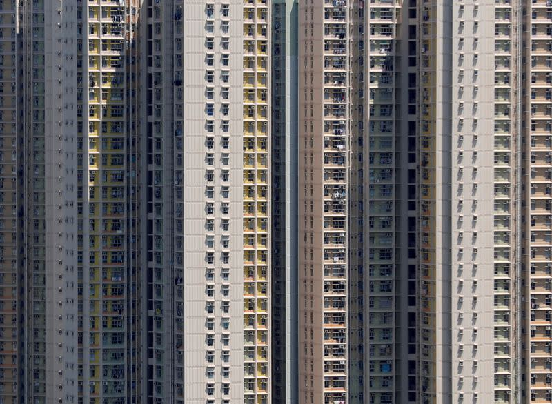 Steep discounts for Hong Kong foreclosed homes may portend property price slump