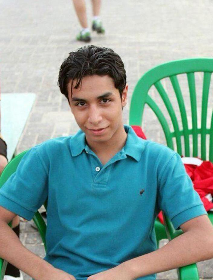 Ali al-NImr's name is not on the list of 47 people executed in Saudi Arabia (AFP Photo/)