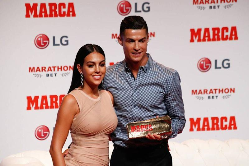 Heiratet Ronaldo seine Georgina?