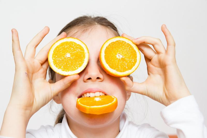 Why You Should Let Kids Play With Their Food