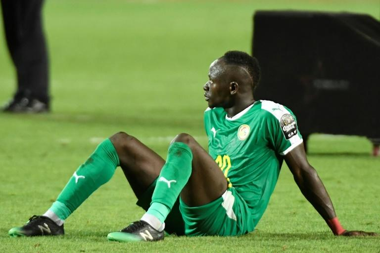 Sadio Mane was denied the chance to join elite company as one of just a few Africans to win both the UEFA Champions League and Africa Cup of Nations