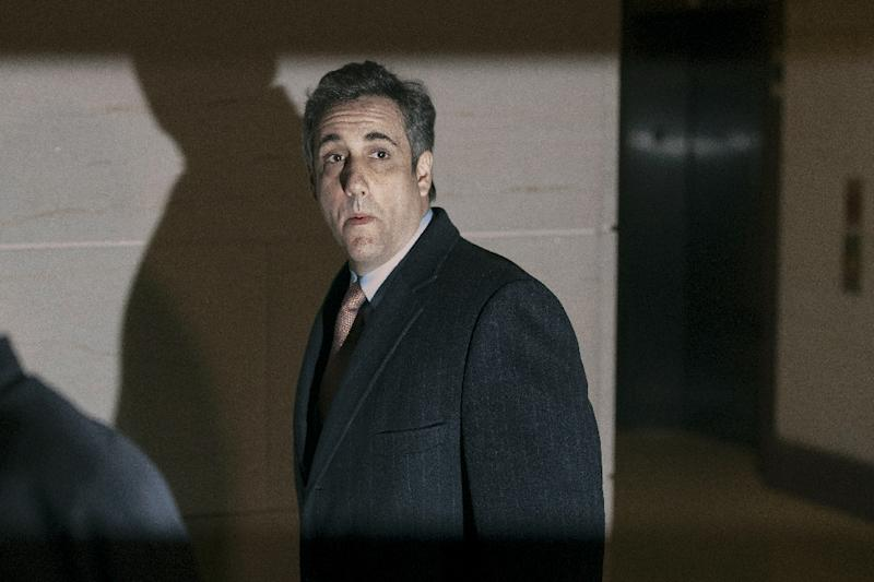Michael Cohen, former attorney and fixer for President Donald Trump, could be a dangerous witness in further investigations focused on Trump (AFP Photo/CHIP SOMODEVILLA)