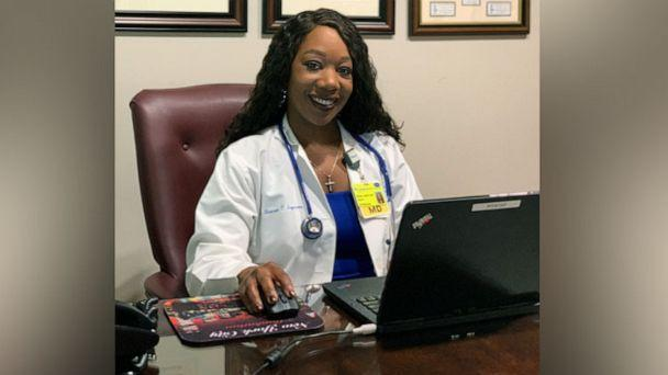 PHOTO: Dr. Sharon Ingram is a board-certified OBGYN in Tampa, Fla. (Courtesy Dr. Sharon Ingram)