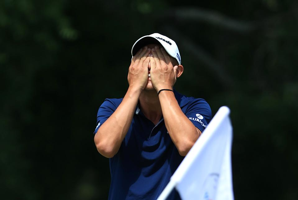 Collin Morikawa fended off Justin Thomas in an incredible playoff on Sunday to win the Workday Charity Open at Muirfield Village in Ohio.