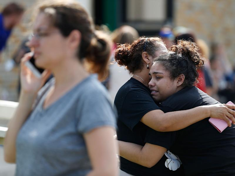 One of the first victims of Texas school shooting rejected the suspect before the attack, mother claims