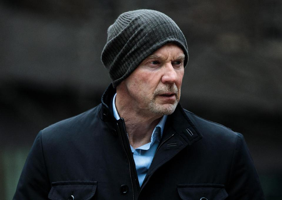 Defendant: Former Barclays head of investment banking and investment management in the Middle East, Roger Jenkins arrives at Southwark Crown Court on January 14, 2019 in London, England. Photo: Jack Taylor/Getty Images