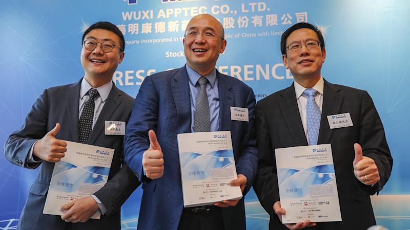 Leading Chinese biotech firm Wuxi AppTec says US hurdles will not dim acquisition appetite