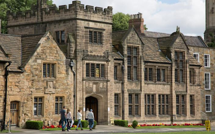 Durham University's new academic year begins at the start of October