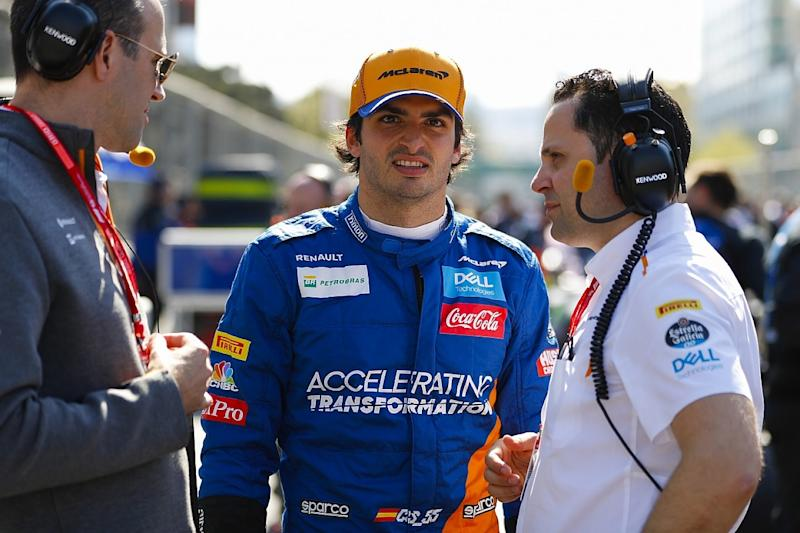Carlos Sainz Jr Used To Be Puzzled By Mclaren Formula 1 Team