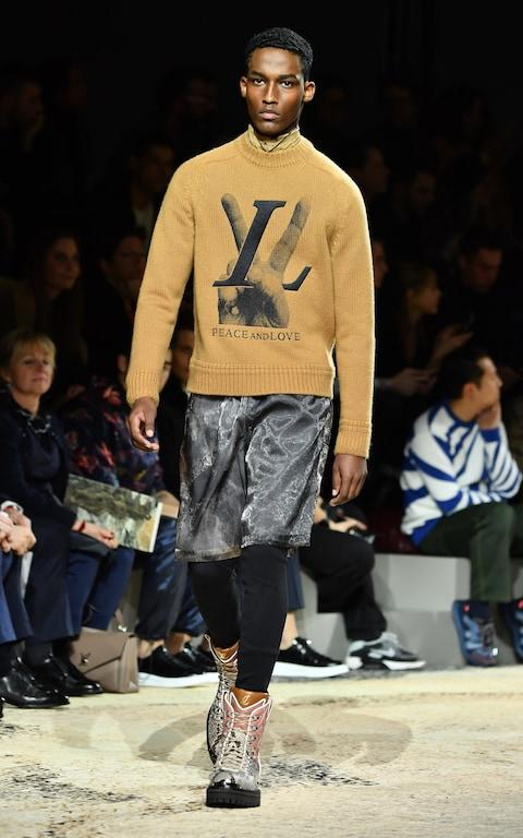 Louis Vuitton - Credit: Getty Images