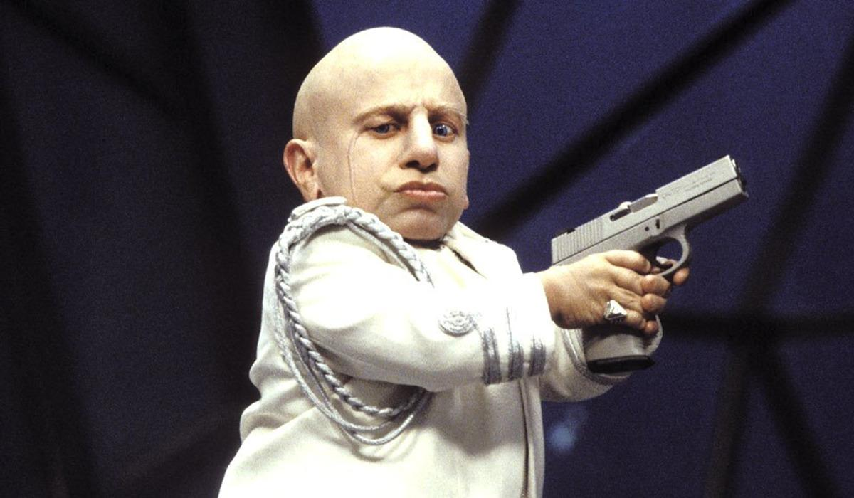 <p>Mike Myers has (or used to have) a way of adding things to the cultural lexicon and Verne Troyer's hilarious creation is one of them. Not only that, but it made the actor's career, including stints on Celebrity Big Brother and even Peter Andre's reality show.</p>