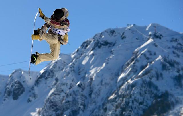 Sage Kotsenburg wants you to get a totally dope home refi, via Conan O'Brien