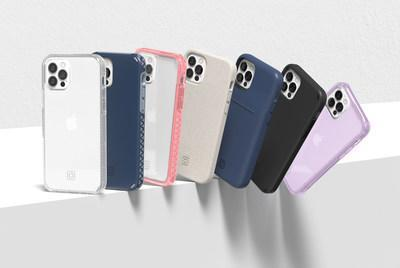 Incipio® Unveils Diverse, Reimagined Range of Slim Protective Cases for Apple iPhone 12 Lineup