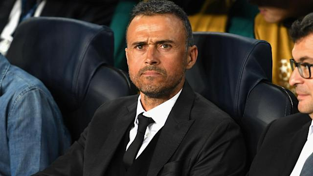 Barcelona should have beaten Villarreal in their 1-1 LaLiga draw, says head coach Luis Enrique.