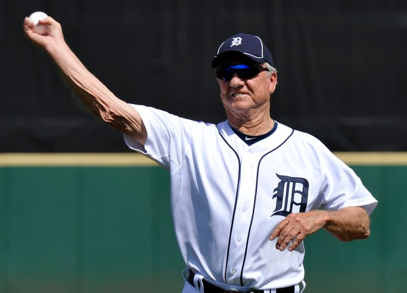 Baseball - Hall of Fame Tigers outfielder Al Kaline dies aged 85