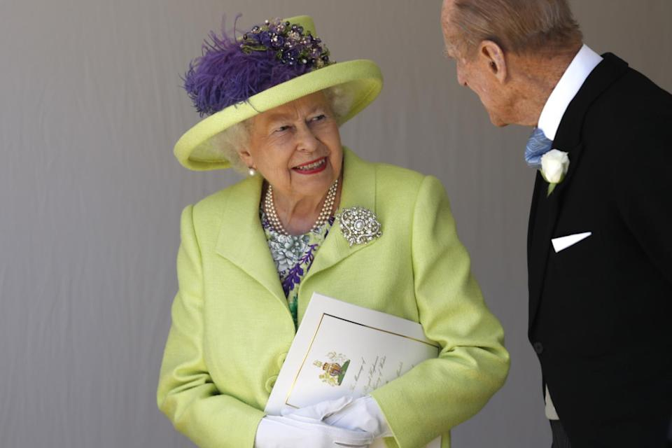 Related: Queen's Birthday Honours- Celebrity list (Getty Images)