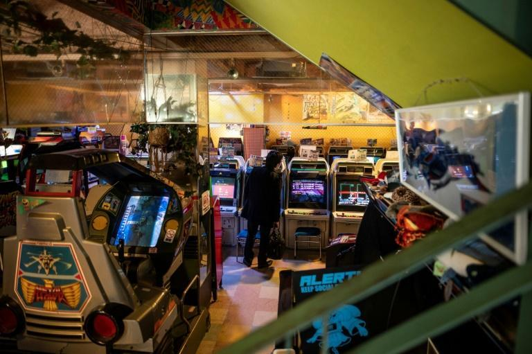 Unlike bars and restaurants, Japan's arcades do not receive government cash as compensation for income lost during the virus-curtailed opening hours