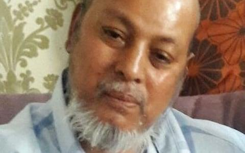 Makram Ali, 51, a victim of a terror attack in Finsbury Park who died as a result of multiple injuries - Credit: Metropolitan Police
