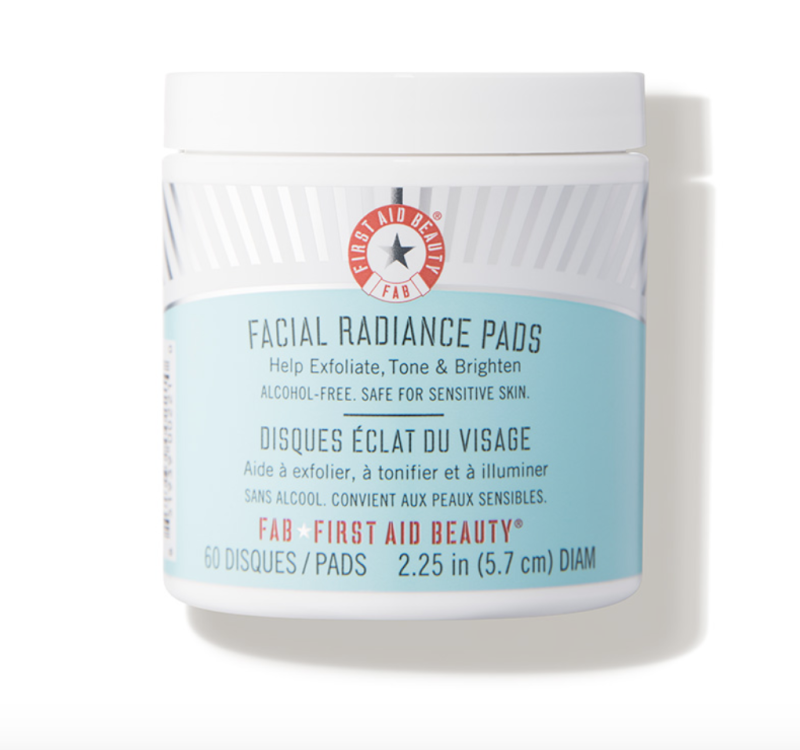 First Aid Beauty Facial Radiance Pads (Dermstore)