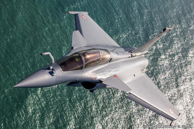 First Batch of 6 Rafale Jets Likely to Arrive in India by July 27, to be Stationed at Ambala Air Base