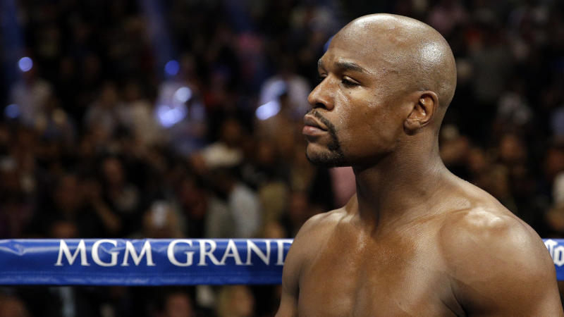 American boxing champion Floyd Mayweather will visit Australia for the first time next week.