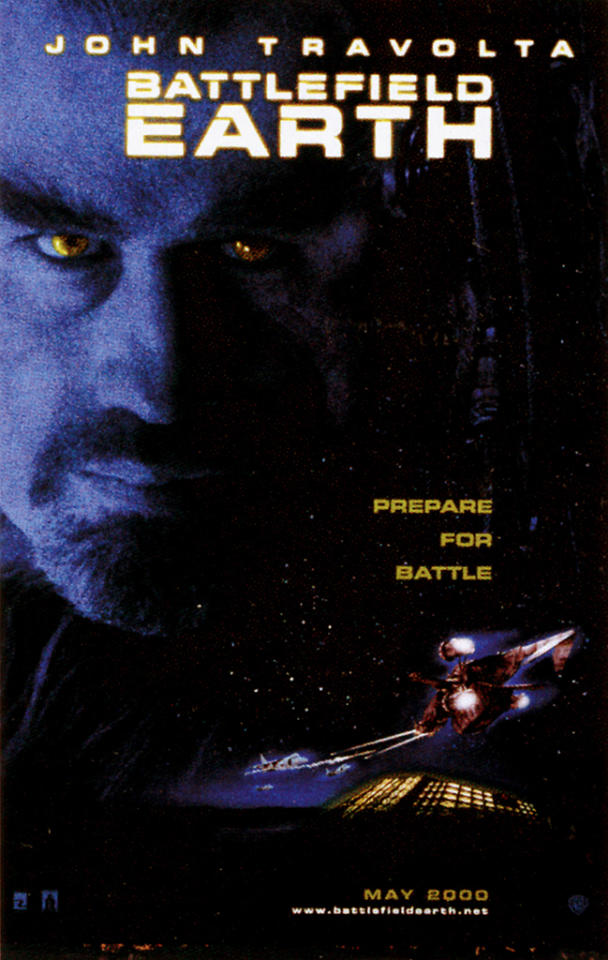 "<a href=""http://movies.yahoo.com/movie/battlefield-earth/""><b>Battlefield Earth</b></a><br> Release date: May 12, 2000<br> Estimated budget: $44 million<br> U.S. gross: $21 million"