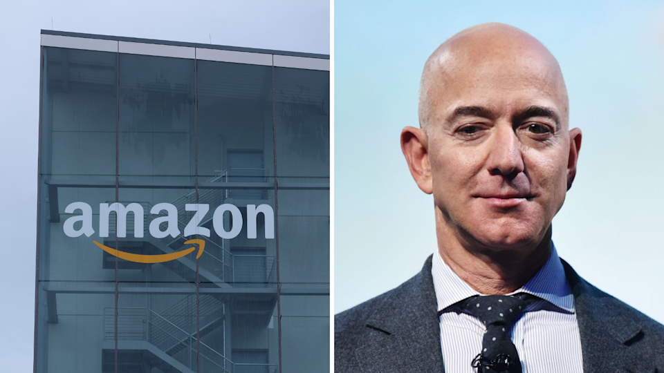 What's next for Amazon after Jeff Bezos? Source: Getty
