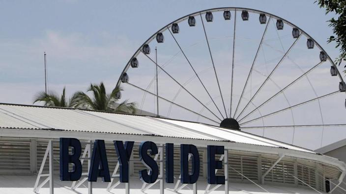 Sky Views Miami, a 176-foot-tall observation-Ferris wheel is slated to be in operation by July 4 at Bayside. The outdoor shopping complex was in the midst of a $27 million renovation when it was shut down in mid-March due to the Coronavirus pandemic.