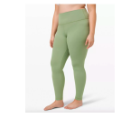 """<p><strong>Lululemon</strong></p><p>lululemon.com</p><p><strong>$98.00</strong></p><p><a href=""""https://go.redirectingat.com?id=74968X1596630&url=https%3A%2F%2Fshop.lululemon.com%2Fp%2Fwomen-pants%2FAlign-Pant-Full-Length-28%2F_%2Fprod8780551&sref=https%3A%2F%2Fwww.prevention.com%2Ffitness%2Fworkout-clothes-gear%2Fg34943640%2Fplus-size-workout-clothes%2F"""" rel=""""nofollow noopener"""" target=""""_blank"""" data-ylk=""""slk:Shop Now"""" class=""""link rapid-noclick-resp"""">Shop Now</a></p><p>These leggings have a cult-like following. People rave about their softness and how they don't run sheer, so you can go about your workout in full comfort.</p>"""