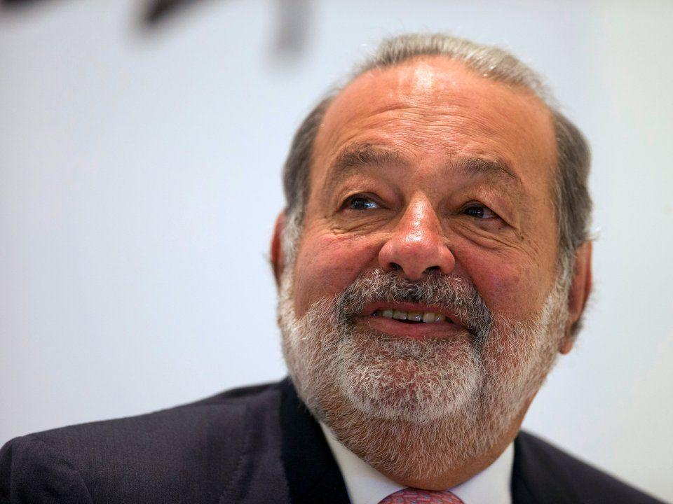<p>No. 6:Carlos Slim Helú<br /> Net worth: $50.7 billion<br /> Age: 77<br /> Country: Mexico<br /> Industry: Telecom<br /> Source of wealth: Self-made; Grupo Carso<br /> The richest man in Mexico owns more than 200 companies in his home country through a conglomerate called Grupo Carso — also known as Slimlandia. The son of Lebanese-Mexican entrepreneurs, Carlos Slim Helú gained control of his father's retail and real-estate businesses upon his death. After earning a civil-engineering degree, Slim built a diversified portfolio throughout the 1960s, '70s, and '80s that now dominates the Mexican economy.<br /> A savvy investor with a knack for well-timed deals, in 1990 Slim took Grupo Carso public, and shortly thereafter he capitalized on Mexico's decision to privatize its telecom industry. Grupo Carso acquired state phone company Telmex, which now owns 80% of the telephone lines in Mexico. In 2008, Slim bought a 6.4% stake in The New York Times for $127 million after the stock had cratered, making him the largest shareholder. He has since increased his ownership to 17%, a stake worth about $391 million thanks to The Times' resurgence.<br /> Slim still has aspirations to grow his empire — which includes interests in the financial, industrial, telecommunications, and media sectors — especially in his home country, where he invested $4 billion in 2015. However, over the past year, his net worth has decreased by $1 billion. </p>