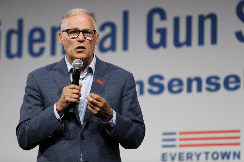 Gov. Jay Inslee Ends His 2020 Presidential Bid
