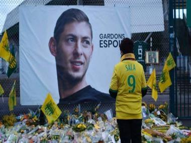 British man charged by Civil Aviation Authority over plane death of footballer Emiliano Sala