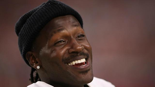 Former Oakland Raiders wide receiver Jerry Rice feels betrayed following Antonio Brown's move to the New England Patriots.