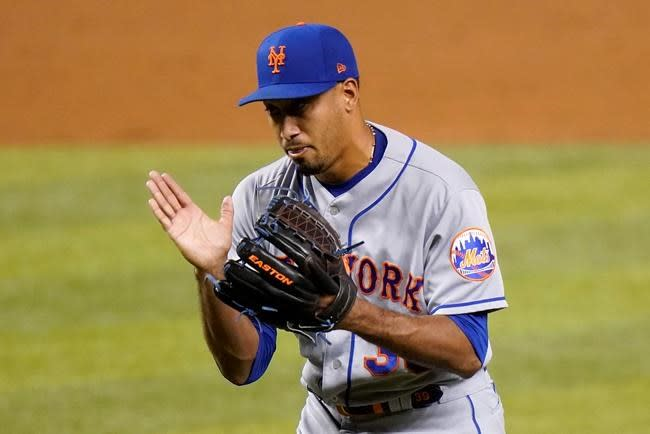 Mets' Lugo gets wish, moving to rotation to replace Matz