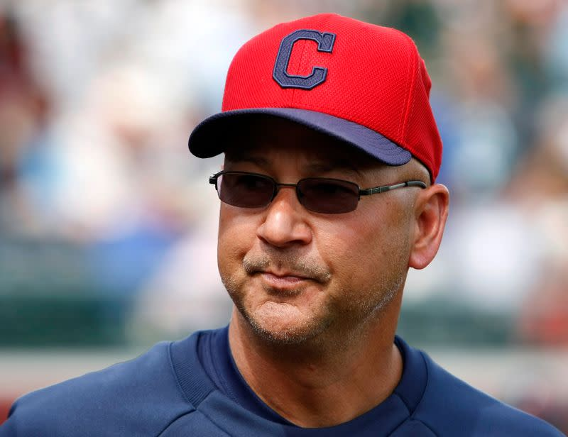 Cleveland Indians manager on team's name: 'Time to move forward'