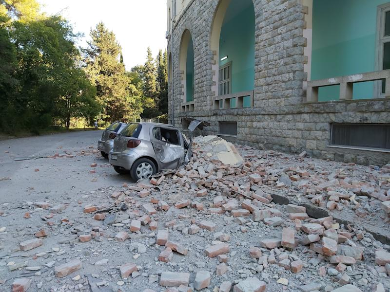 terremoto albania - photo #22