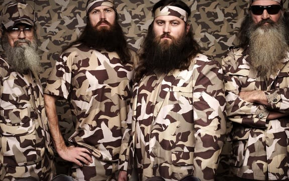 'Duck Dynasty' Sneakers Get Limited Crowdfunded Run