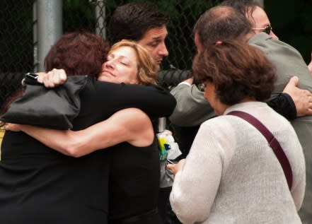 James Gandolfini Funeral: Actor Remembered as a Hugger, Teddy Bear and Builder