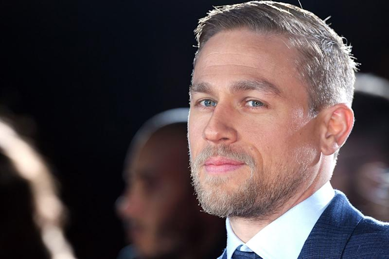 Charlie Hunnam Is Still Traumatized by His Fifty Shades of Grey Experience