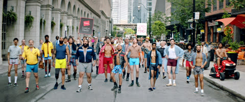 Hanes Encourages Men To Love The Skin They're In With New 'Every Bod' Campaign
