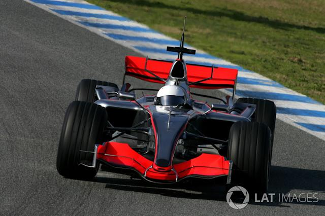 "Fernando Alonso, Mclaren MP4/21 <span class=""copyright"">Sutton Motorsport Images</span>"