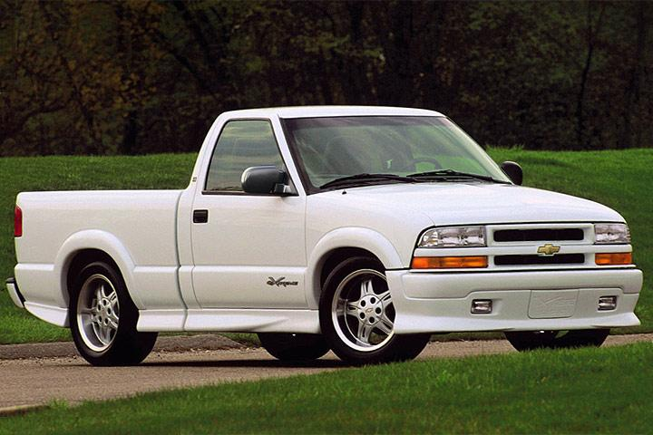 here s why the chevrolet s 10 xtreme is a future classic. Black Bedroom Furniture Sets. Home Design Ideas